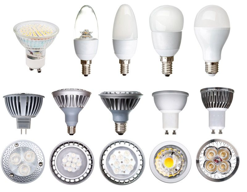 A Glance at The Top 5 Benefits of LED Lights