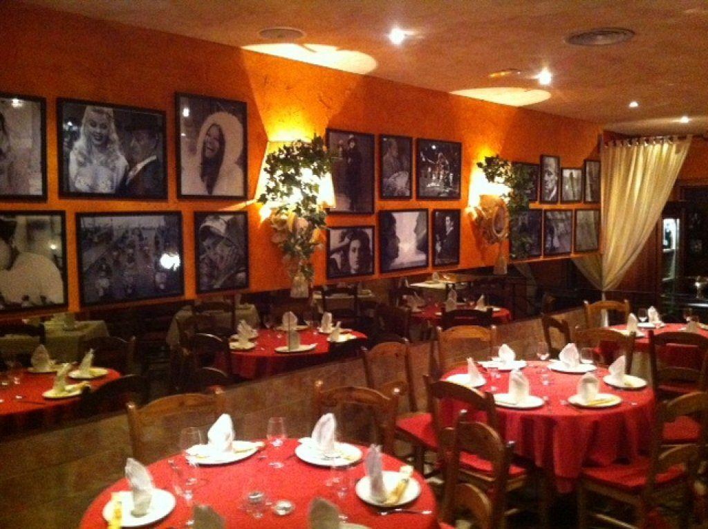 Como decorar un restaurante italiano con estilo - Como decorar un bar ...