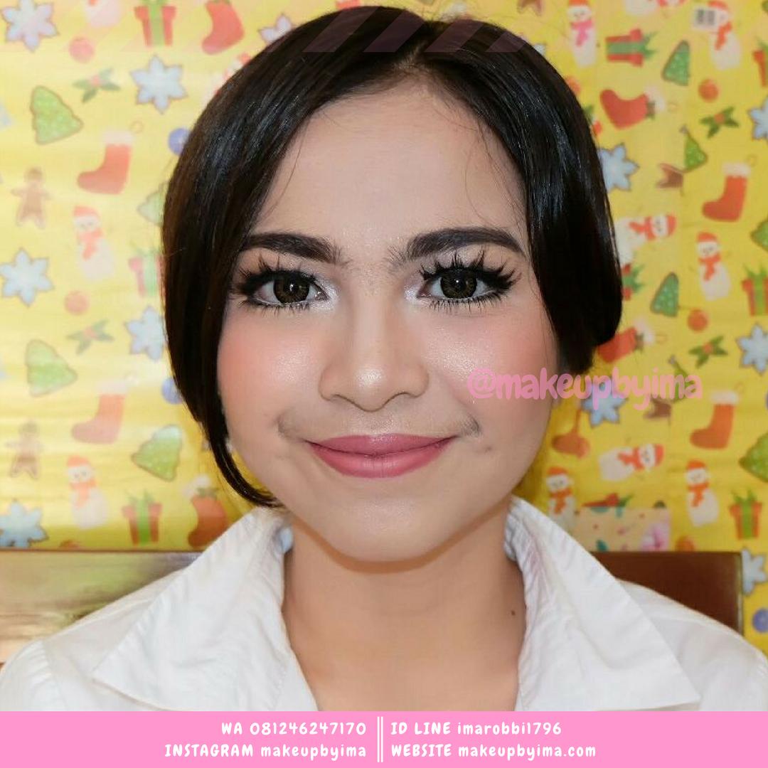 Make Up Wisuda Wardah Bekasi Make Up Wisuda Ala Korea Bekasi M