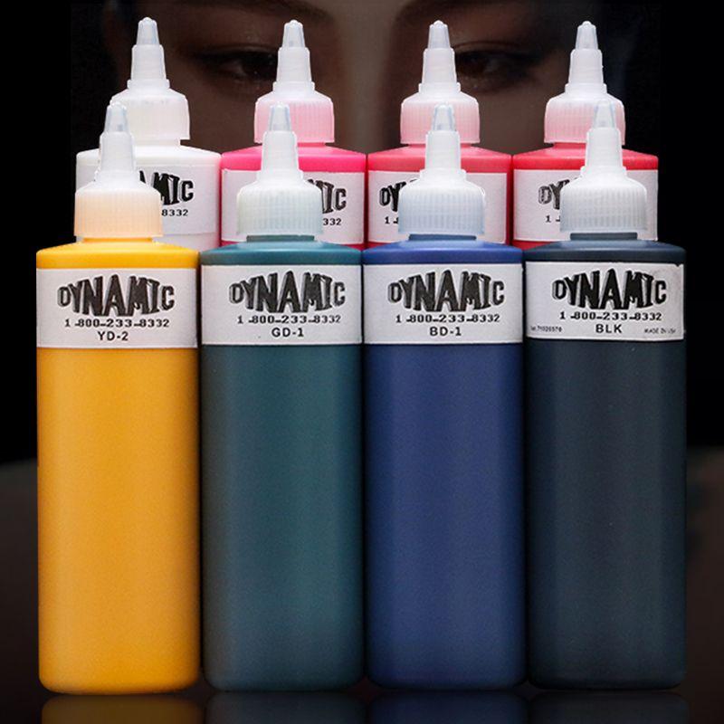 1 Bottle Permanent Makeup 8oz Dynamic Tattoo Ink For Tattoo Kit Tattoo Pigment For Body Art Tattoo Painting Cosmetics 250ml Inks Dynamic Tattoo Ink Ink Tattoo Tattoo Kits