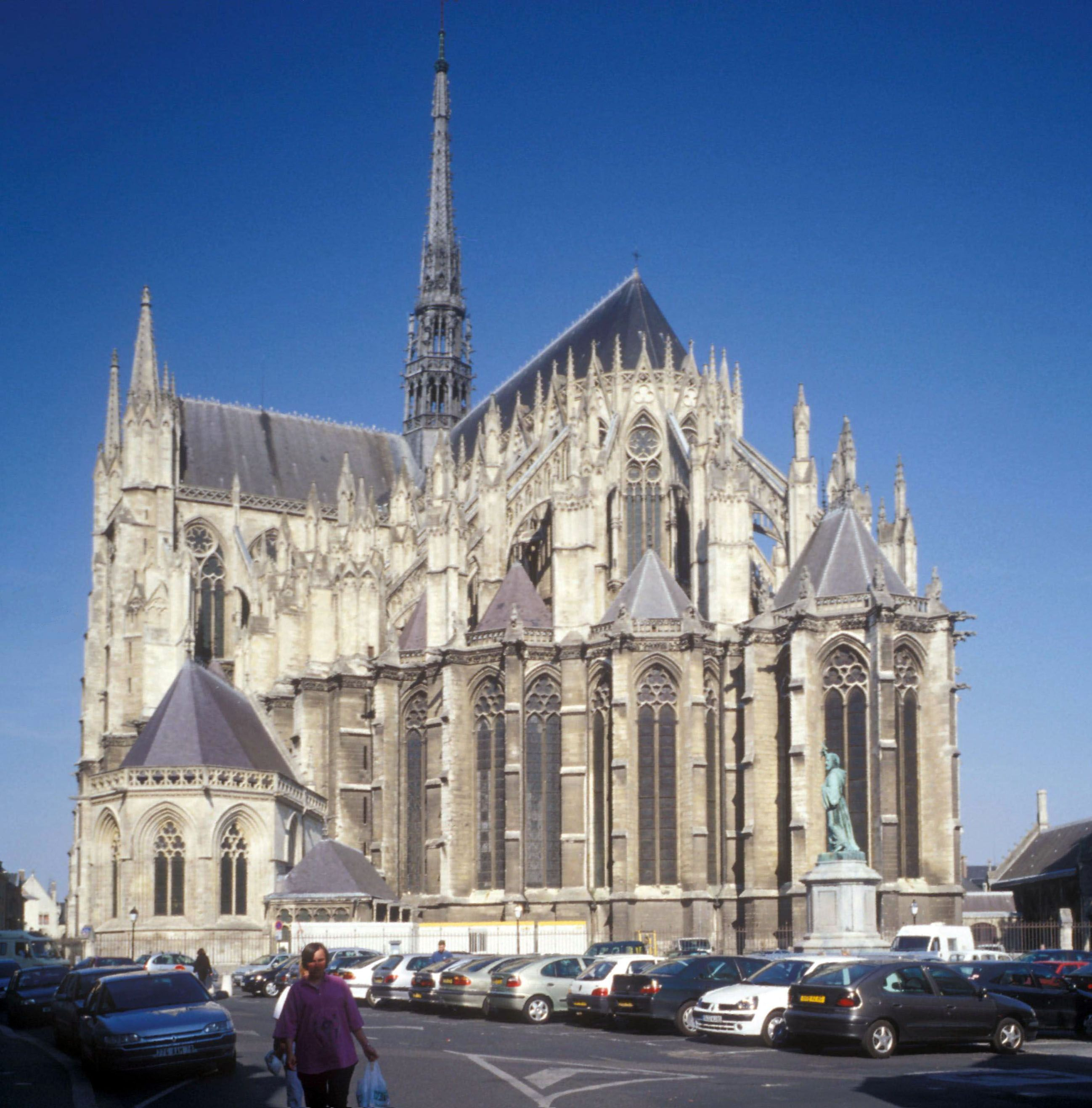 Gothic structure dating from 13th century. It is