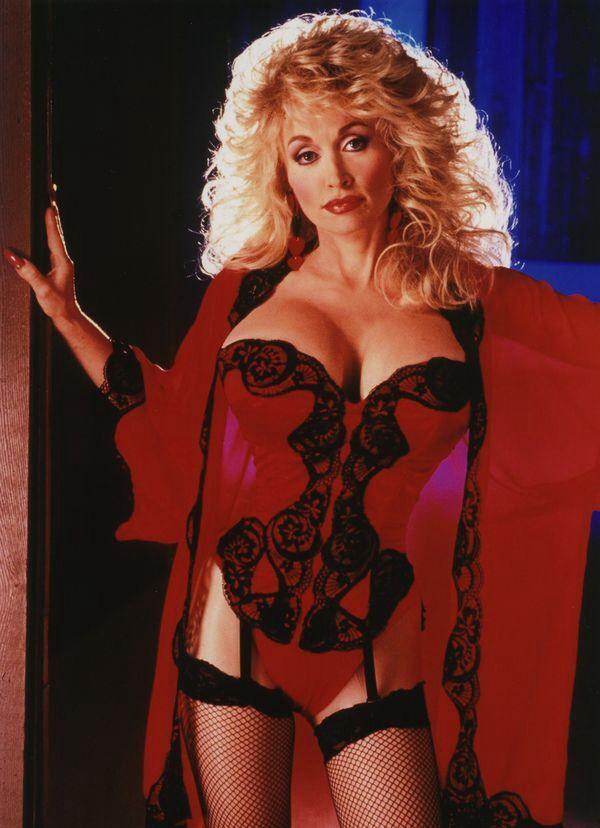 Consider, Dolly parton shows her tits