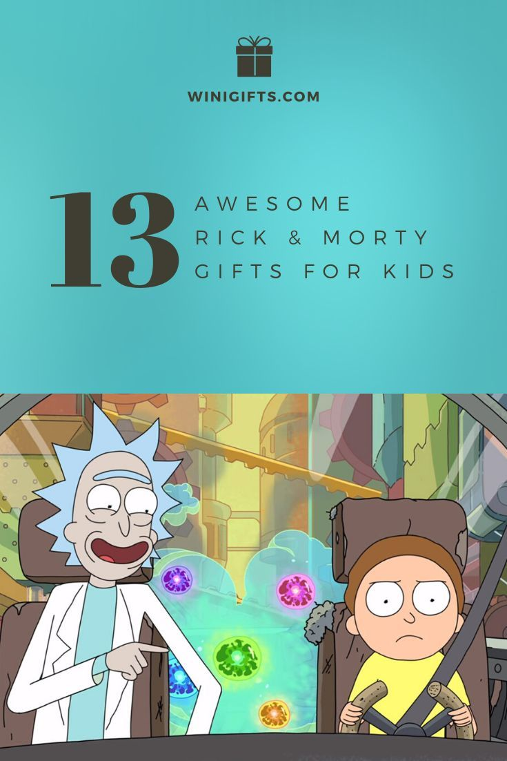 rick and morty gifts ireland