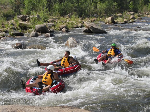 Best Rafting And Tubing Near Los Angeles Bucket List