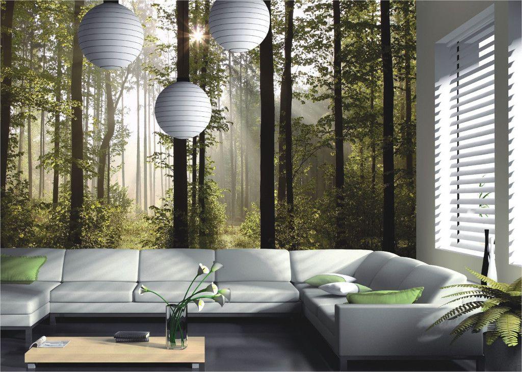 behang afbeeldingen woonkamer - Google zoeken | ideeen woonkamer ...