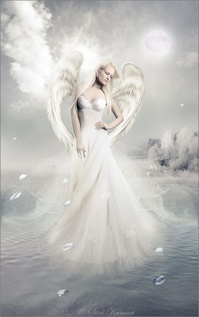 angel flying up to heaven - photo #9