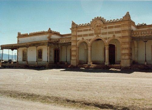 Hacienda de San Diego en Mata Ortiz Chihuahua cerca de Casas Grandes Chihuahua