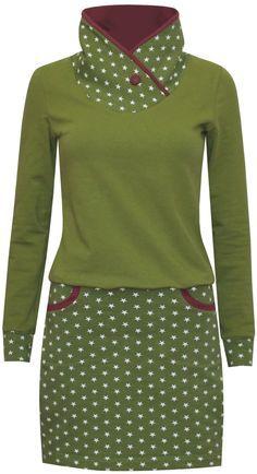 Photo of Star jente sweatshirt kjole