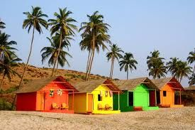 Luxury Holidays In India Beach Houses For Rent Beach Hut Luxury Holidays