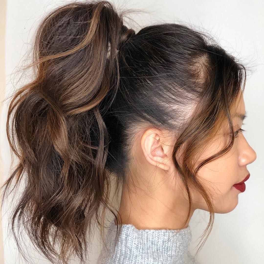 18 Balayage Hair Pictures You Should Show Your Stylist Next Time ...