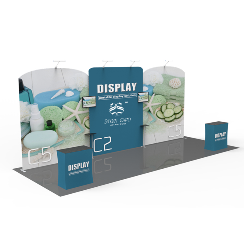 Exhibition Booth Graphics : Successful trade show booths booth graphics exhibition booth