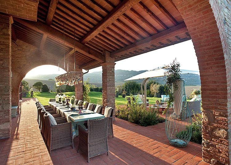 Italy Villa Rentals Villa Rental in Valdera Valley