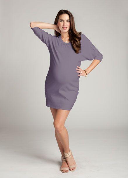 Ingrid & Isabel's Dolman #maternity Dress
