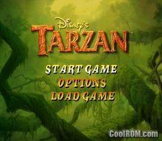 Disney S Tarzan V1 1 Rom Iso Descargar Para Sony Playstation