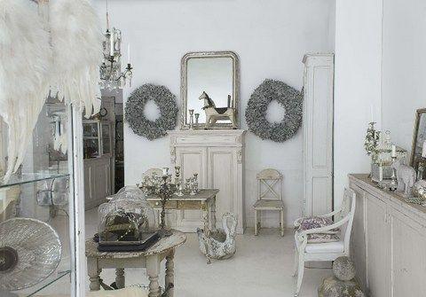 Nina Hartmann Les Enfants Du Marais Mobilier De Salon Decoration Blanc Decoration Shabby Chic