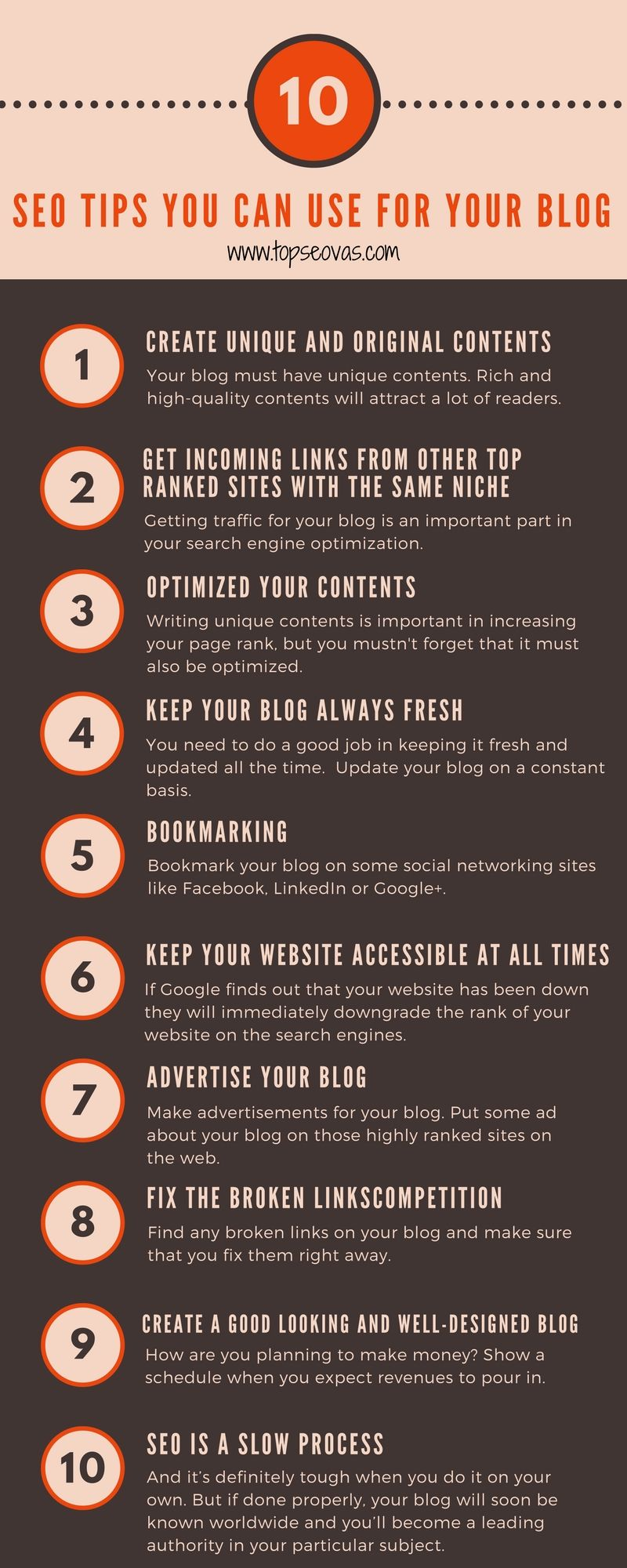 Search engine optimization is a slow process. And it's