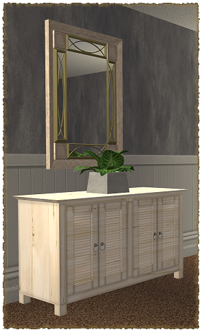 Recolours of obehave's advent sideboard - Downloads - BPS Community