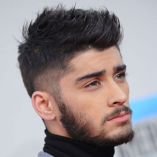 Zayn Malik Haircut Men S Hairstyles Haircuts 2020 Cool Hairstyles For Men Beard Styles For Men Beard Styles