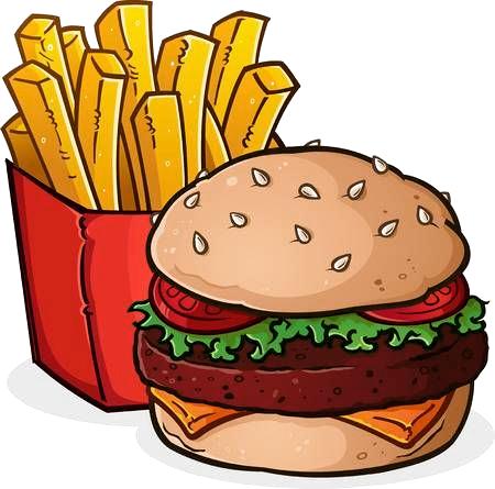 123rf Des Millions De Photos Vecteurs Videos Et Fichiers Musicaux Creatifs Pour Votre Inspiration Et Vos Pro Cute Food Drawings Burger Images Food Cartoon