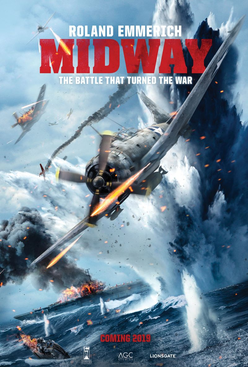 FILM MIDWAY DE LA TÉLÉCHARGER BATAILLE