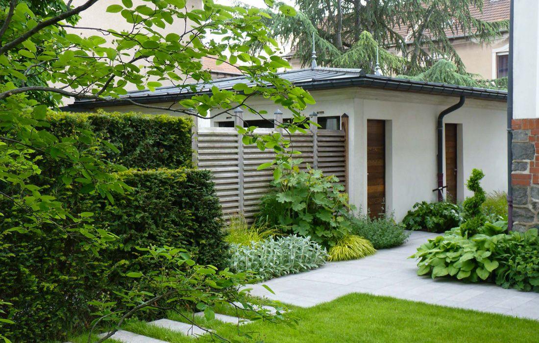 Canopee Design Jardin Prive Thionville Gardens Garden
