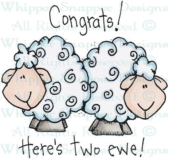 Here's to Ewe! - Wedding Images - Wedding - Rubber Stamps - Shop
