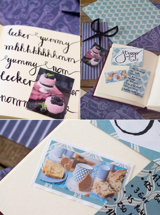 fotoalbum gestalten sch ne ideen f r ein geschenk basteln pinterest fotoalbum fotoalbum. Black Bedroom Furniture Sets. Home Design Ideas