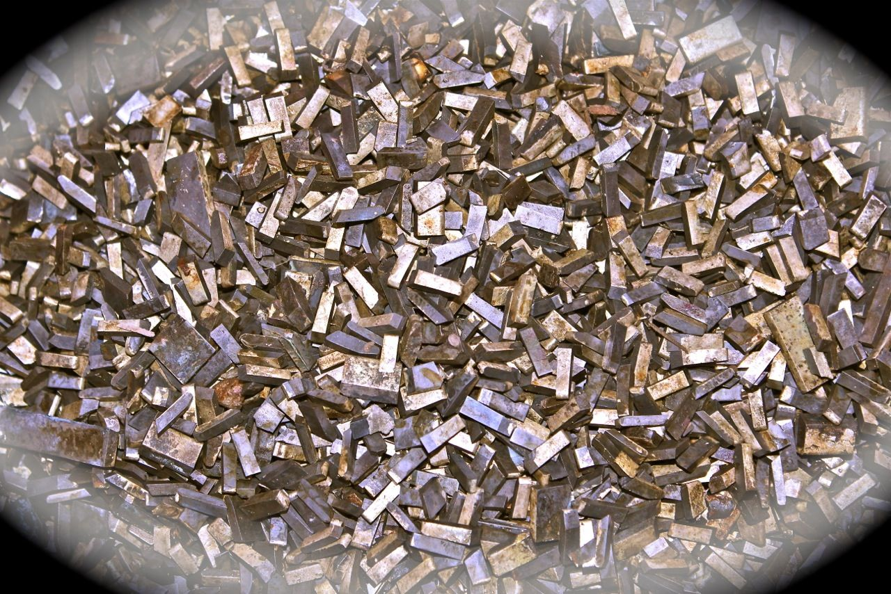 If you have any amount of tungsten carbide -- whether it is