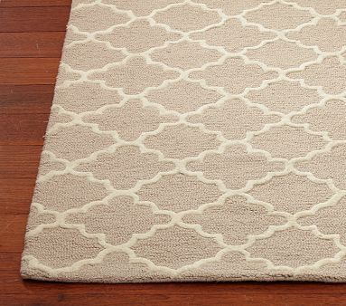 love the trellis pattern! addison rug from pottery barn kidsaddison rug from pottery barn kids