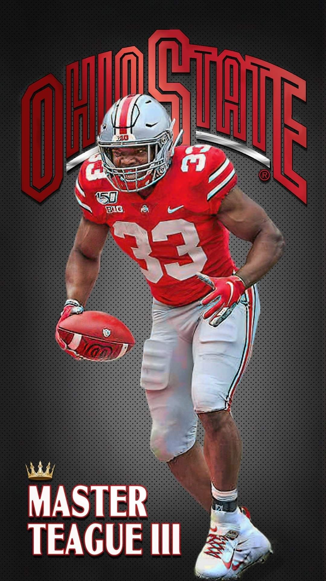 Ohio State Football Chase Young Wallpaper Http Wallpapersalbum Com Ohio State Footb In 2020 Ohio State Football Ohio State Buckeyes Football Ohio State Buckeyes Baby
