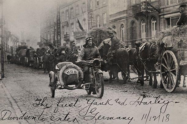 First Harley-Davidson to enter Germany