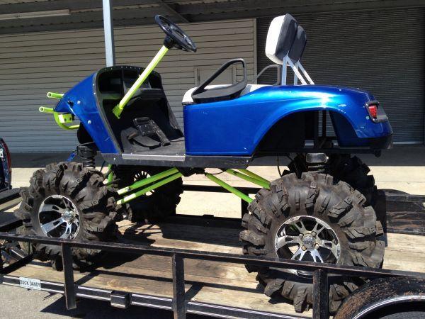 2006 48 volt, 8 HP, 2007, Custom Cart Golf Cart / UTV For