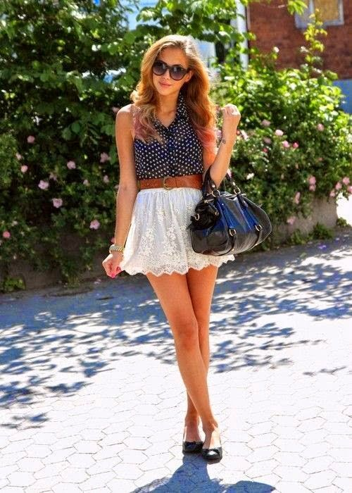 Lovely Summer Outfit