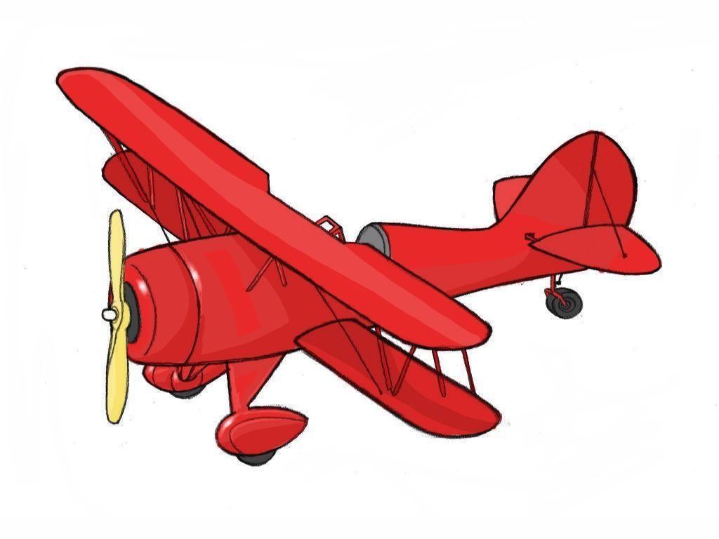 wikihow to draw a 1930s airplane via wikihow com my passion