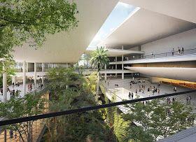 Herzog De Meuron Education Architecture Cultural Architecture Commercial And Office Architecture