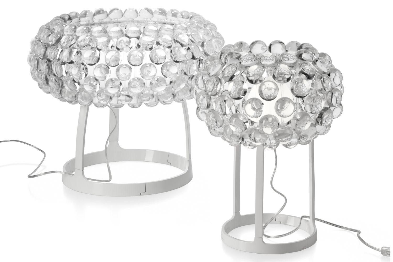 Lampe Caboche Patricia Urquiola caboche piccola dimmer table lamp | contemporary table lamps
