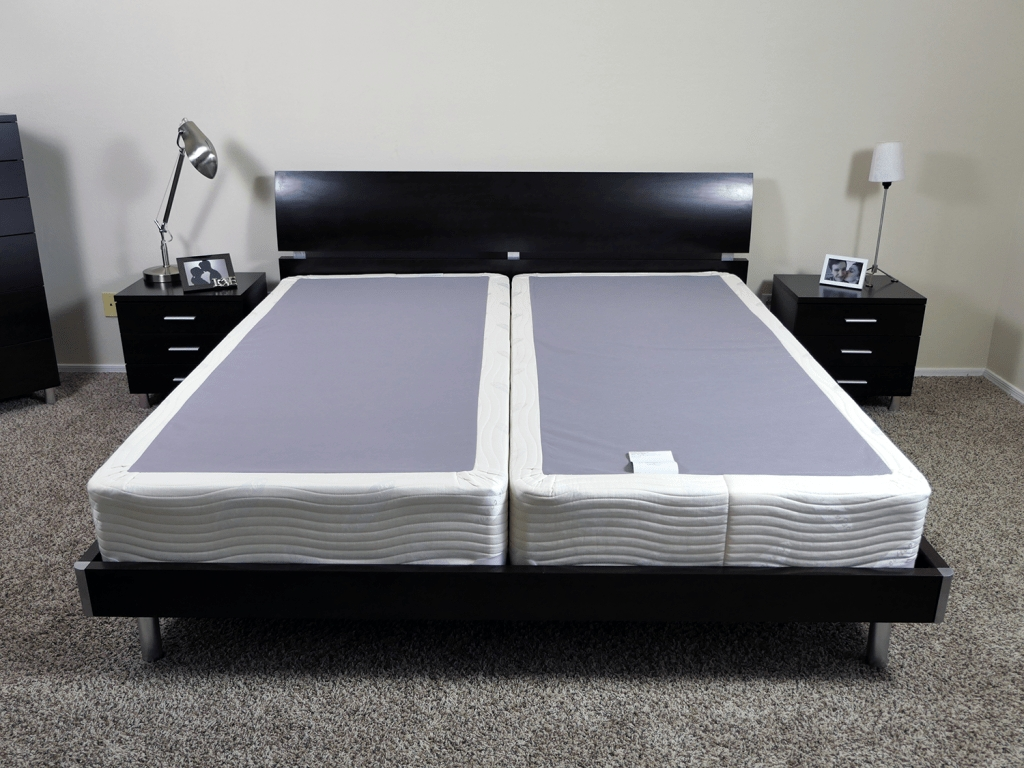 Bed Frame For Split King Box Spring & Bed Frame For Split King Box Spring | Bed Frames Ideas | Pinterest ... Aboutintivar.Com