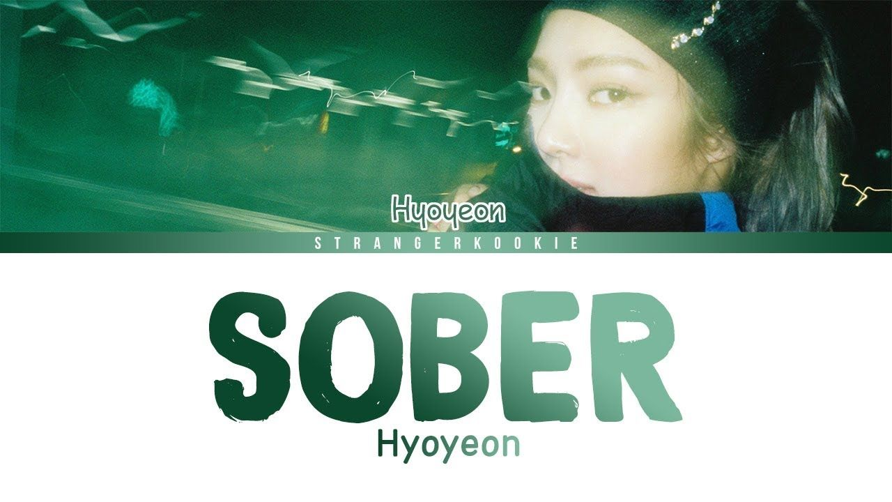 Hyo Sober Feat Ummet Ozcan Lyrics Eng Ver Color