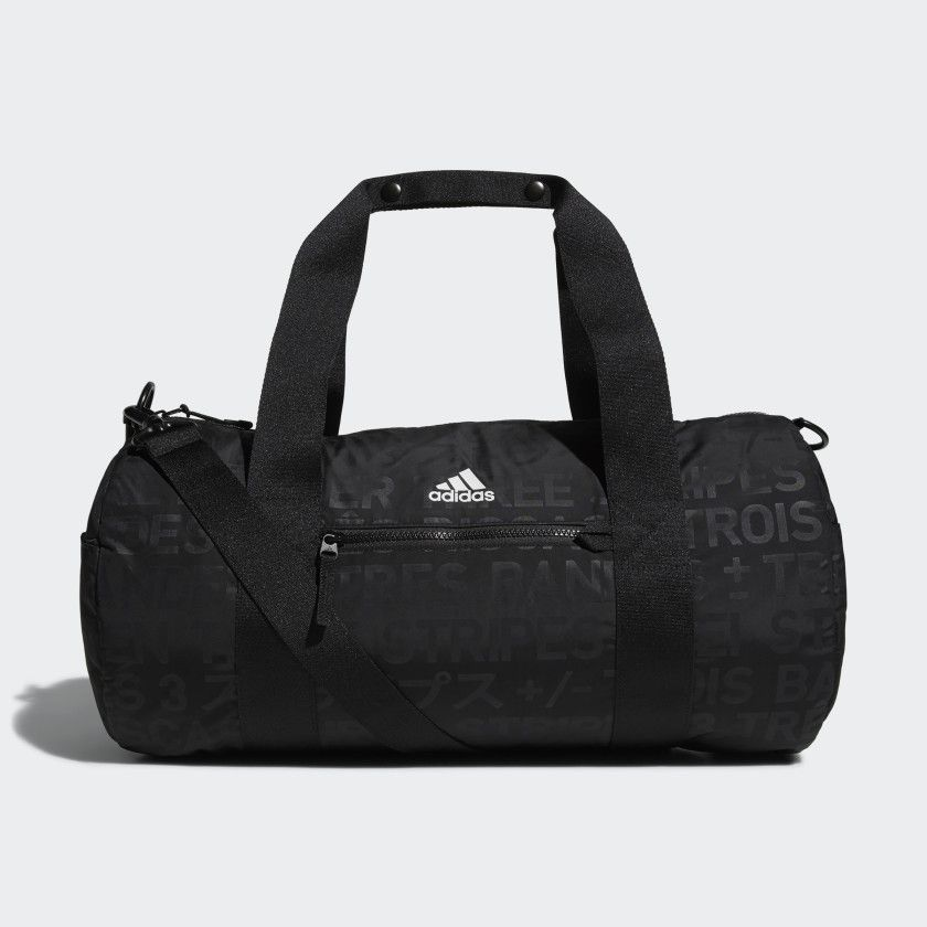 896ad4456815 VFA Roll Duffel Bag Black CK0699
