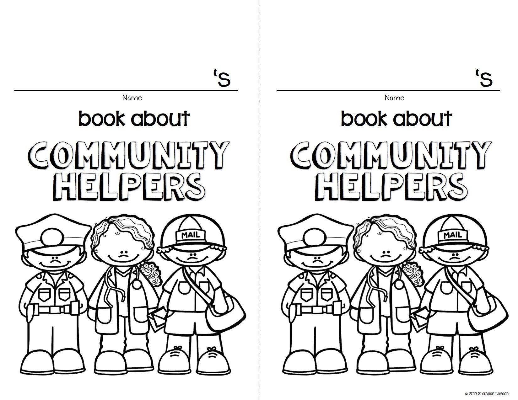 6 Reasons This Community Helpers Pack Is The Best