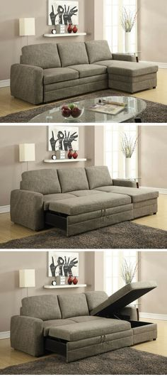 Check Out The Derwyn Sleeper Storage Sectional Sofa Istandarddesign Small Living Room Decor Furniture Sectional Sofa