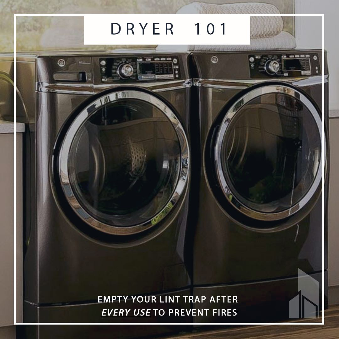 Check your dryer! Dryer fires are not a joke! It's important