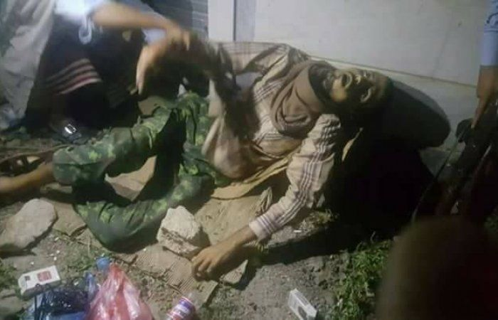 اخبار اليمن الان : مجهولون يغتالون المرافق الشخصي لمدير مكتب الهجرة والجوازات (صورة)