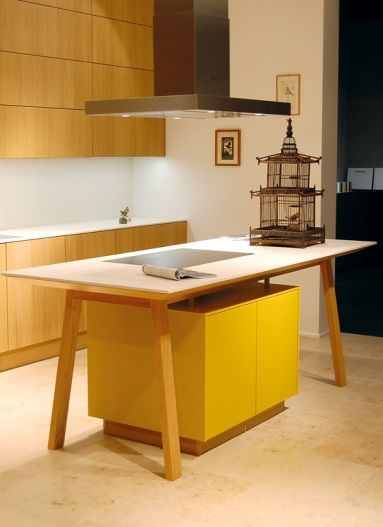Trend Farbe Farbe in der Küche Kitchens and House