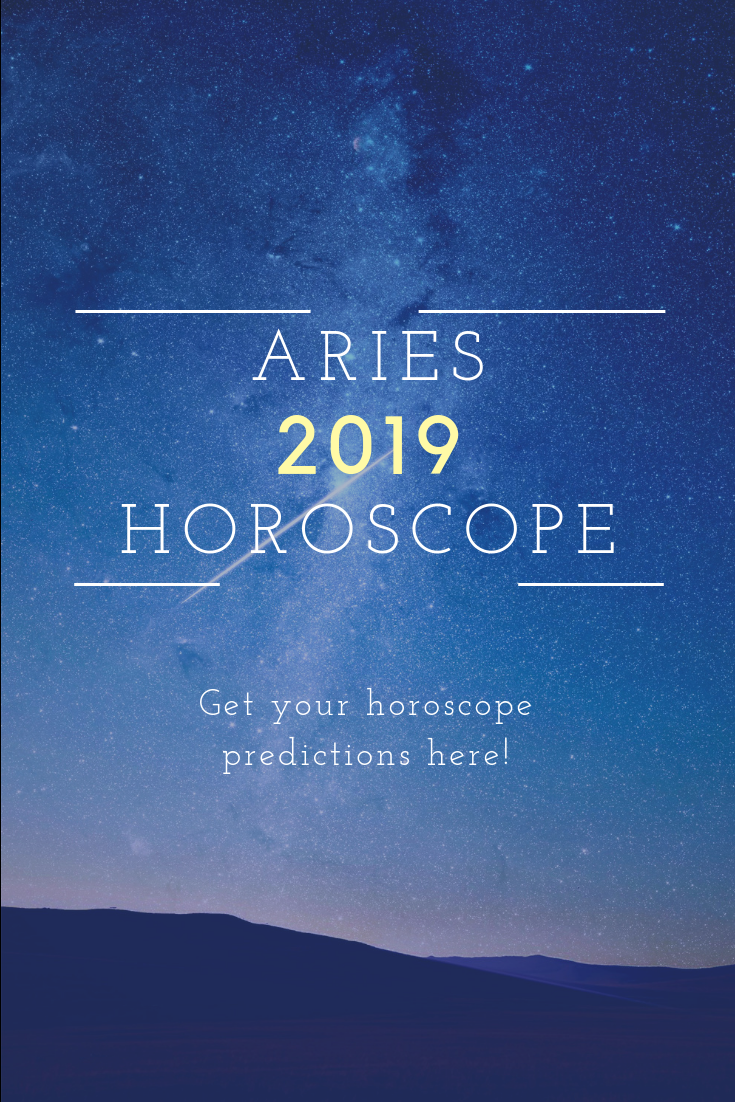 Aries Horoscope 2019: Become The Master Of Your Destiny | zodiac