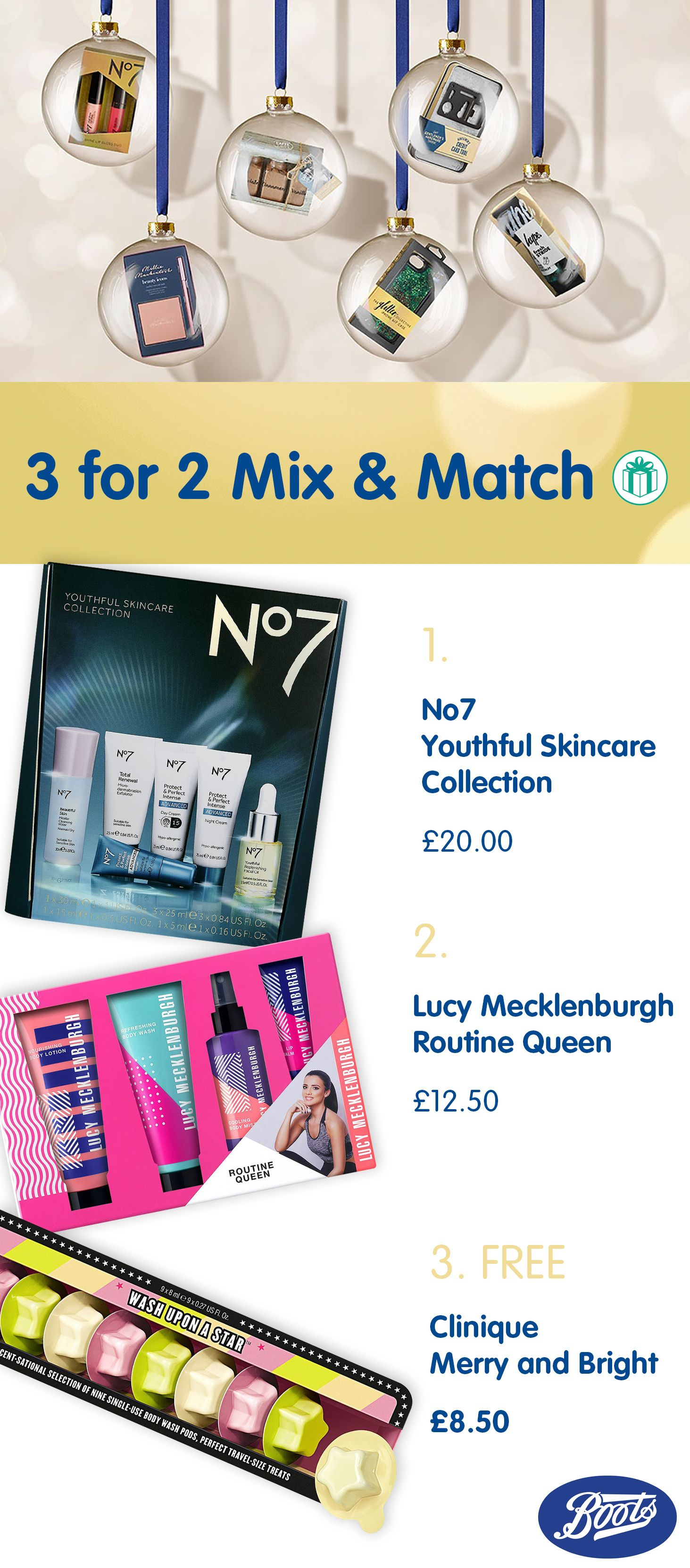 There are thousands of gifts to suit everyone in the 3 for 2 Mix ...