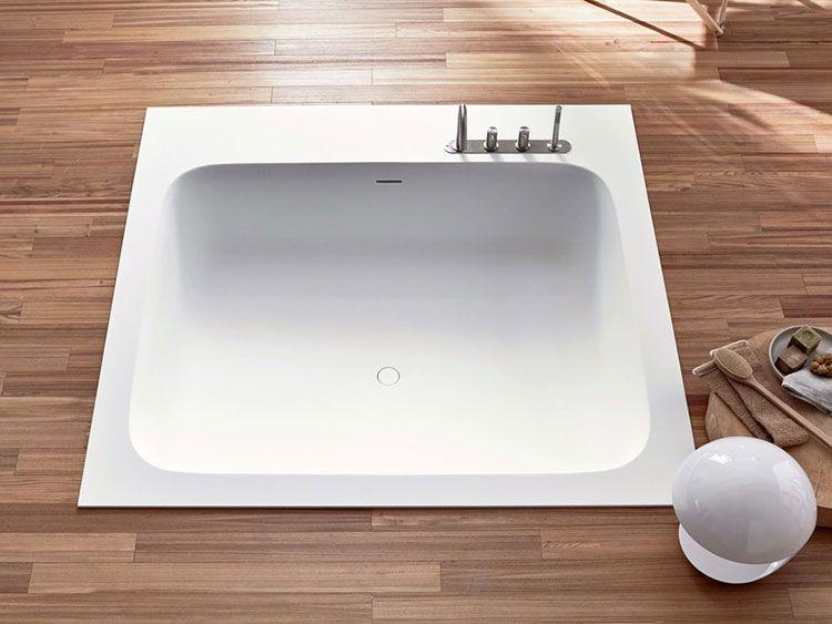 Vasche Da Bagno Quadrate : Dimensioni vasca da bagno modelli per tutti vasche da bagno