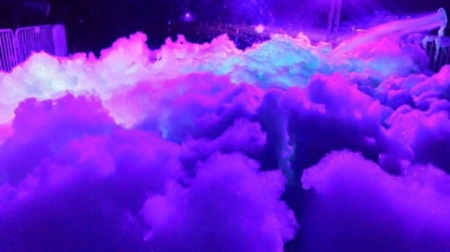 Aesthetic Dark Purple Blue