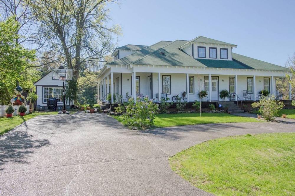 river house design, vacation rental in Nashville TN