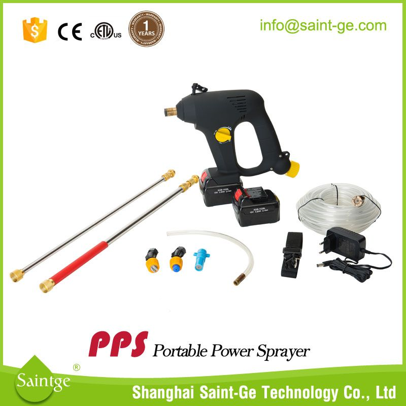 15v Independent Power Electric Water Sprayer With Continuous Jet Pesticide Sprayer Power Sprayer Sprayers